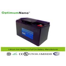 Batería recargable del ordenador portátil de 12V LiFePO4 12V 20ah