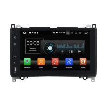 Android 8 multimedia players with GPS for BENZ B200