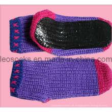 Mode Frauen Slipper Socken (DL-HS-09)
