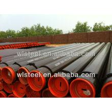 API 5l B X42X52X60X70 SCH40 seamless steel pipe price