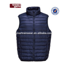 Chaleco salvavidas barato al por mayor para la venta hombres chaleco más cálido acolchado con capucha