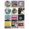 High Speed 4 Heads 15 Needles Computerized Cap/shirt Embroidery Machine