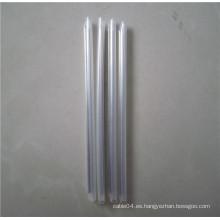 Fibra óptica de tubo de encogimiento de calor / manga de protección de fibra óptica para fibra óptica Cierre de empalme