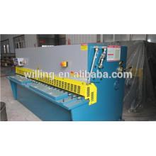 Dobrador hidráulico de chapa metálica na China