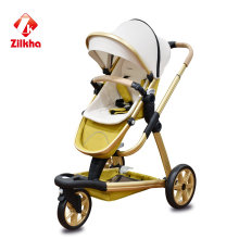 Baby Stroller with Frame and Regular Seat