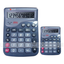 "12-stellig Dual Power ""Twin-Set"" Rechner mit ""Bibi"" Sound (LC271B & LC272B)"