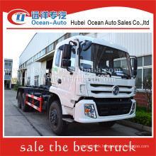 Dongfeng kinland containers garbage truck