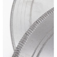 Straight Tooth Diamond Saw Blades for Gemstone Sapphire Stone