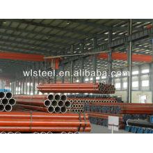 ASTMA106 Gr.B / Q235 / Q345 10-дюймовая схема труб из углеродистой стали 40 для подачи жидкости