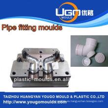 Fábrica del molde del plástico del precio bueno de la alta calidad para el molde del ajuste del zócalo del tamaño estándar en taizhou China
