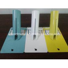 Metal precisão CNC Usinagem de peças de revestimento do pó