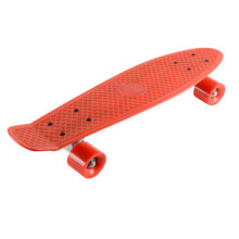 Children Red Penny Skateboard PP Skateboard