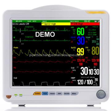 Multi-Parameter Ambulance Equipment Medical Patient Monitor