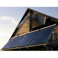 Calefacción de colectores solares