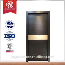 Porte moulée en mdf porte intérieure pour porte de la maison ou de l'hôtel Choix du fournisseur