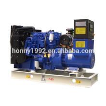 60Hz 85kVA 70kW Diesel Genset Silent Enclosure Lovol Engine Generator