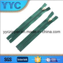 5 # Geschlossener Ende Plastic Zipper für Taschen