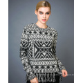 Lady's Fashion Sweater 17brpv009