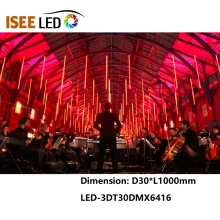 DMX 3D Club Lighting LED Tubes