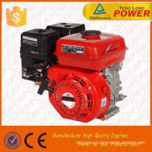 TUV certifica gasolina motor GX200 6.5HP, usa motor para bomba de agua