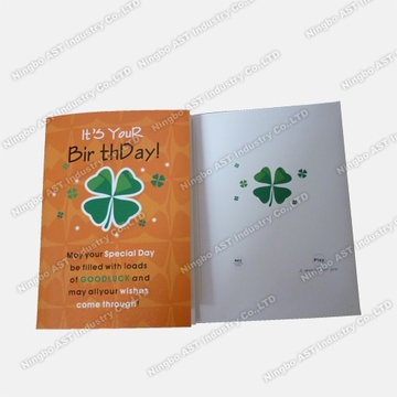 Recording greeting card new year cards holiday card china manufacturer recording greeting card new year cards holiday card m4hsunfo