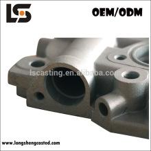 Componente de fundição de alumínio de precisão da fábrica de moldagem