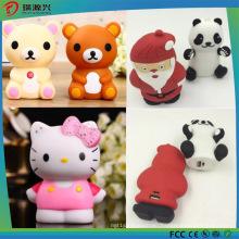 Hot Sale Cartoon Teddy Bear Power Bank 5200mAh with Ce