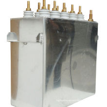 Electric Heat High Power Capacitors With Aluminium Case For Furnace Equipment