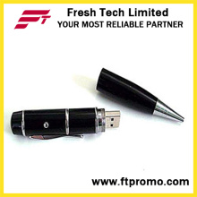 Pointeur laser USB Pen Shape Flash Drive (D451)