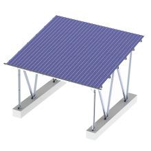 Système de montage photovoltaïque Yuens Solar Carport