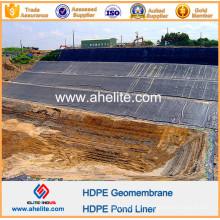 Géomembrane de HDPE pour la mine de cuivre