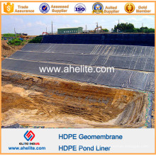 HDPE Geomembrane for Copper Mine