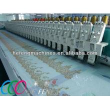 Machine à broder multi-tête en dentelle / eau-dissolution
