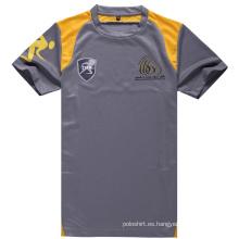 Camiseta fresca del fútbol de la sublimación de la