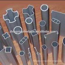 irregular tubulação aço/aço tubos especiais e tubos