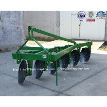 Agricultura arado de disco resistente da exploração agrícola de uma suspensão de 3 pontos para o trator 160HP