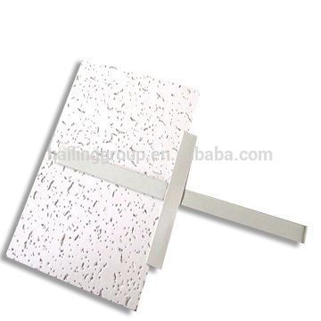 Tablero de techo de fibra mineral 2016