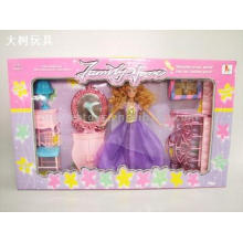 Beautiful Girl Doll And Accessories Set