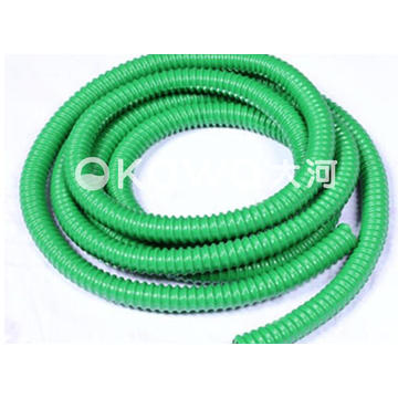 Split PVC Corrugated Hose for Wire Cable Protection