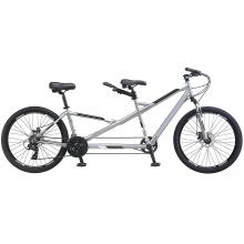 "26"" 18s Aluminum Alloy Good Quality Men Tandem Bike"