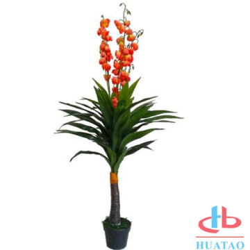 Indoor Outdoor Garden Decor Tanaman Buatan Pot