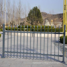arrow decorative aluminum fence panel composite factory manufacturing