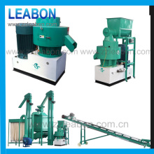 Schlüsselfertige 2t / H Biomasse-Reisschale Pelletlinie