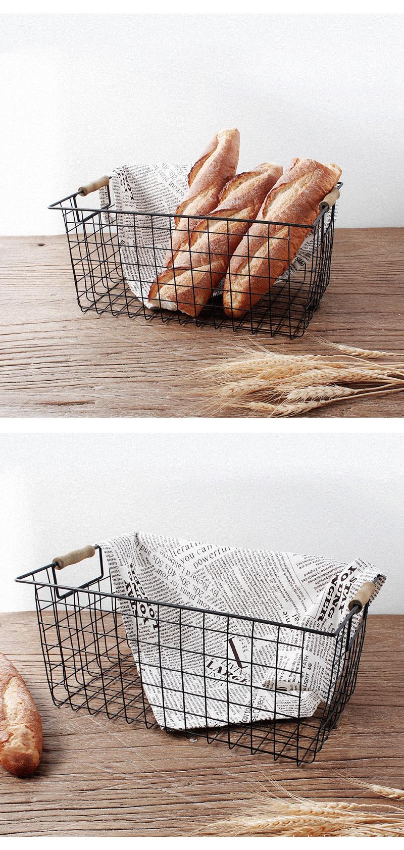 Bread Store Basket