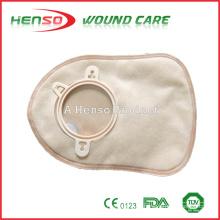 HENSO Zwei Stück Gesundheit Ostomy Tasche