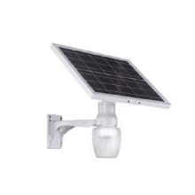 Aplique de pared solar LED
