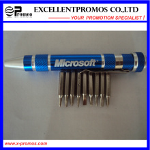 Aluminium-Multifunktions-Taschen-Stift (EP-TS8125)