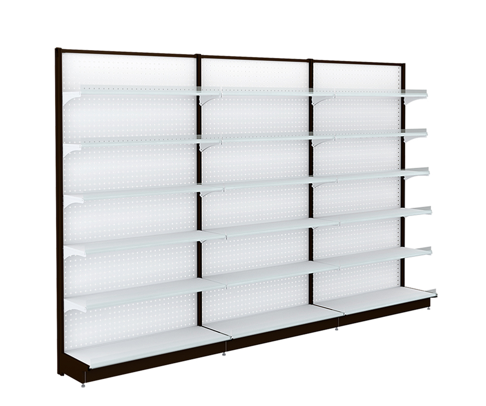 Metal Store Shelving
