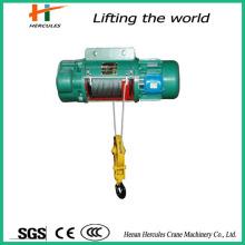 CD tipo alzamiento de cuerda de alambre eléctrico para uso en fábrica