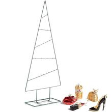 KINDOME New Design Creative Metal Frame Christmas Trees